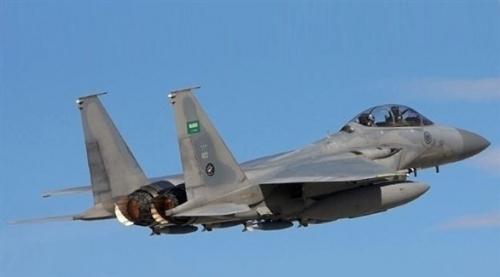 التحالف العربي: سقوط طائرة سعودية في عسير بعد مهمة تدريبية