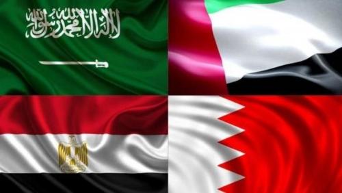 """الإمارات ومصر والبحرين تشيد بخطوات السعودية ضد """"بي أوت"""""""