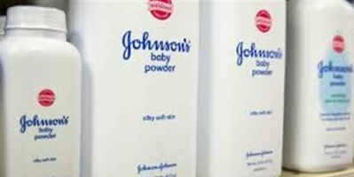 الزام جونسون أند جونسون بدفع تعويضات لمصابات بالسرطان