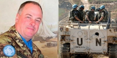 الأمم المتحدة تعين الجنرال ديل كول قائدًا ل يونيفيل في لبنان