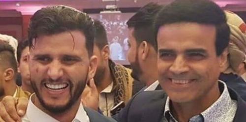 جدل حول صورة تجمع المطرب اليمني حسين محب مع فنان إسرائيلي