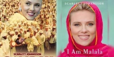 سكارليت جوهانسون تنسحب من فيلم عن المتحولين جنسياً بعد انتقادات