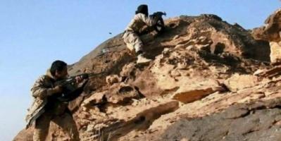 قوات الشرعية تسيطر على سلسلة جبال السابح قرب مركز باقم