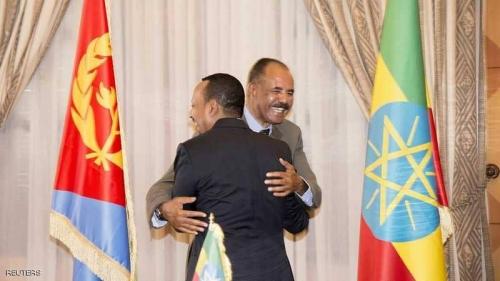 رئيس إريتريا يصل إثيوبيا.. وبدء حقبة جديدة من السلام