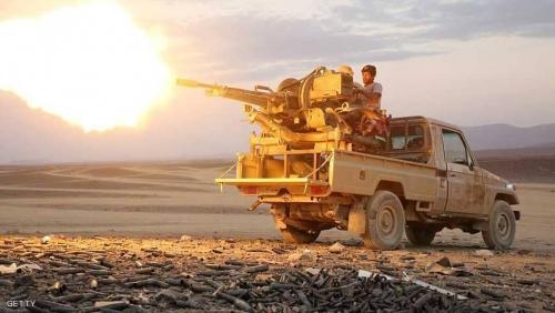 قوات الشرعية تحرر جبال الربعة وتقترب من مديرية الحشوة شرق محافظة صعدة