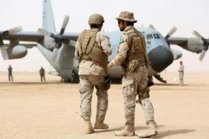 التحالف العربي ينفذ إنزال مواد غذائية في بلدات جنوبي الحديدة .. والمليشيا تصادرها