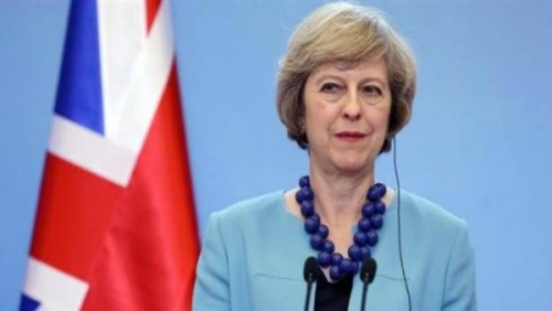 رئيسة وزراء بريطانيا تحذر من احتمال ألا يكون هناك خروج من الاتحاد الأوروبي
