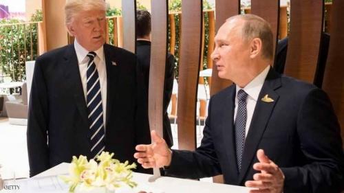 """ملفات """"شائكة"""" على أجندة قمة ترامب وبوتن"""