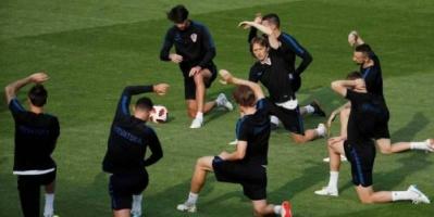 صدمة لمشجعي كرواتيا.. الفريق قد يفقد أهم نجومه بالنهائي