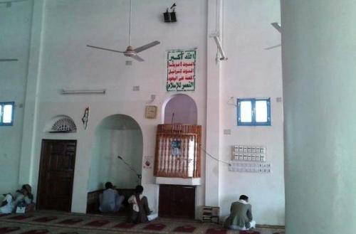شاهد..مساجد بيت الله في ظل مليشيا الحوثي