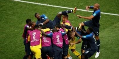 بالصور.. فرنسا بطلة العالم برباعية في كرواتيا