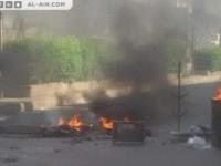مقتل متظاهرين عراقيين في اشتباكات مع قوات الأمن ببلدة السماوة