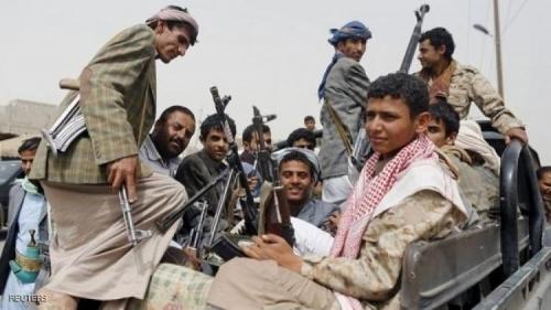 « تقييم الحوادث » : الحوثي يحول المباني التجارية إلى ثكنات