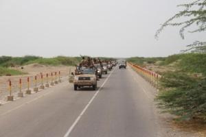 معركة تحرير حرض في أشدها والشرعية تتقدم في صعدة