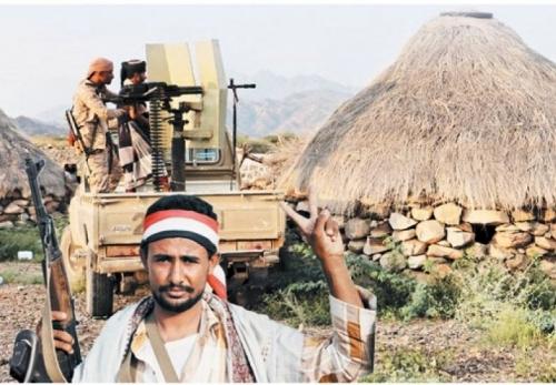 قوات الأمن في الجراحي تعلن العصيان المسلح ضد الميليشيات الحوثية