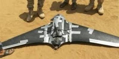 التحالف العربي يُسقط طائرة حوثية في ميدي