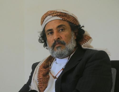 محافظ الجوف يتوعد بالرد على قصف الحوثي لحفلات الزفاف