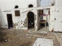 مقتل شخص وإصابة 8 اخرين من اسرة واحدة بقصف حوثي على التحيتا بالحديدة