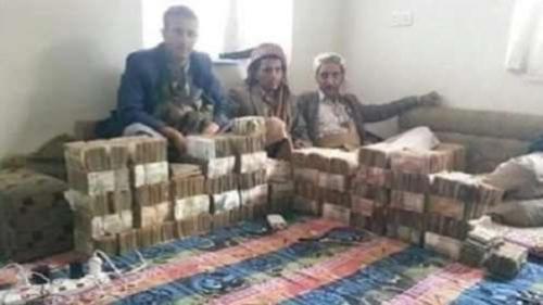 ممتلكات قيادي حوثي تكشف نهب أموال الدولة في صنعاء