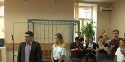محكمة روسية تعاقب مقتحمي ملعب نهائي المونديال بهذا الحكم!؟