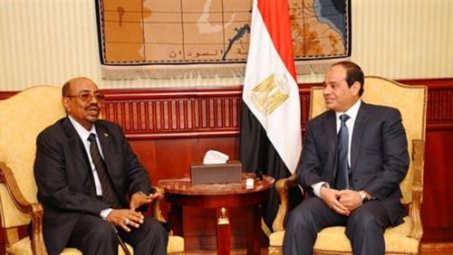 قمة مصرية سودانية غداً