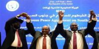 رئيس جنوب السودان والمتمردون يتفقون على تقاسم السلطة