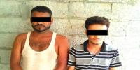 القبض على عصابة في لحج تمارس عمليات نصب واحتيال على النازحين