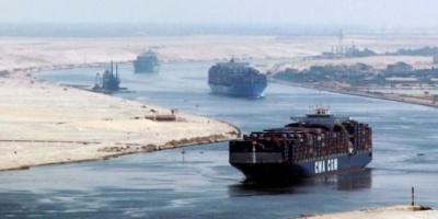 مصر تعلن تصادم 5 سفن في قناة السويس دون تأثر المجرى الملاحي