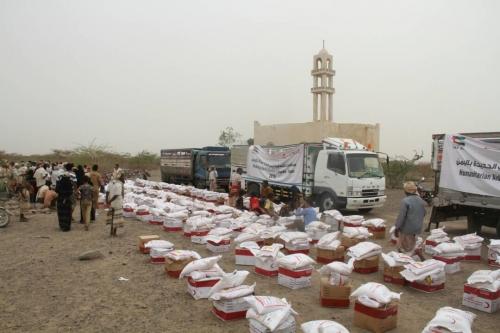 الإمارات تواجه آلة القمع الحوثية بدفعة جديدة من المساعدات الإنسانية