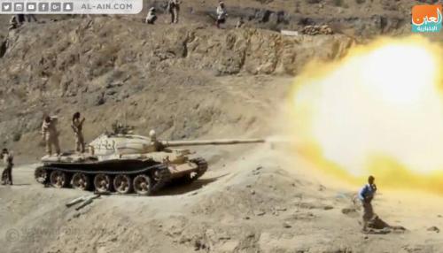 قوات الشرعية تربك معقل المليشيا .. وهستيريا الهزائم تصيب الحوثي