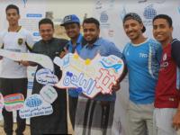 تدشين فعالية منصة البلدة بمدينة المكلا ضمن فعاليات مهرجان البلدة السياحي 2018م