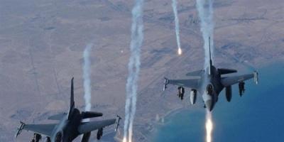 التحالف يقصف أهدافا للمليشيا في سحار بصعدة