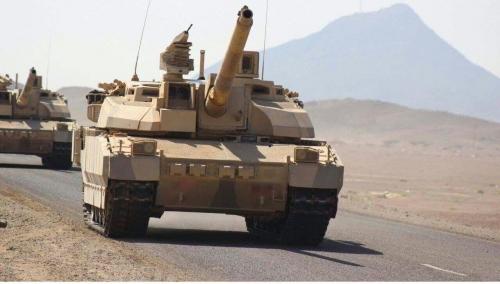 مواجهات بين قوات الشرعية  والمليشيات الحوثية غرب تعز