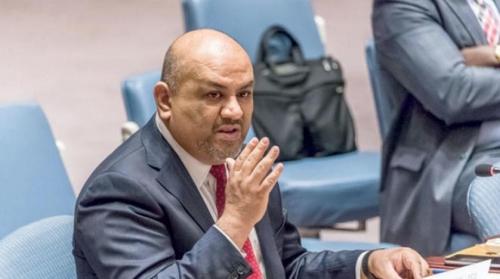 وزير الخارجية يتهم ايران بستغلال جزر في البحر الاحمر لدعم مليشيا الحوثي