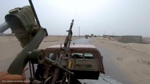 تعزيزات عسكرية للقوات المشتركة بالتحيتا استعدادا لتحرير زبيد