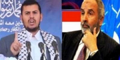 اليدومي على خطى الحوثي يتحدث عن تحرير فلسطين ويتجاهل بلاده