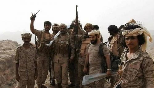 قوات الشرعية تحرر مواقع جديدة غربي مركز مديرية باقم بصعدة