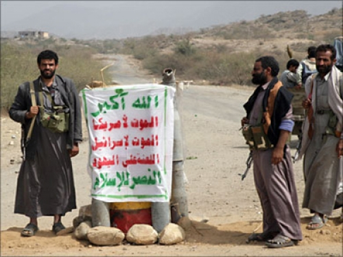 يُصيب بالجنون .. الحوثي يجبر عناصره تعاطي مشروب إيراني قبل الزج بهم في المعارك