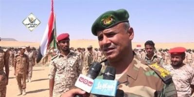 قائد عسكري يتعهد بقطع رأس الأفعى في صعدة قريباً