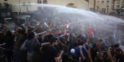 العراق.. ارتفاع حصيلة قتلى وجرحى تظاهرات الجمعة