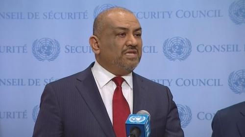 الحكومة اليمنية تتهم مسؤولاً أممياً بإخال سياسيين أوربيين إلى صنعاء