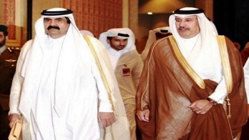 « الحمدين » يجنّد أبواق « حزب الله » ضد الأخوة الخليجية