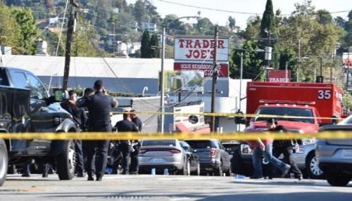 وسائل إعلام : مسلح يتحصن داخل متجر بلوس أنجلوس
