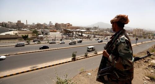 طيران التحالف يستهدف مركز عمليات مليشيا الحوثي غرب مأرب