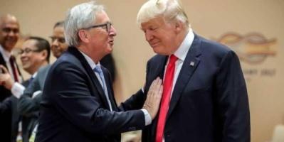"""قبل اجتماع يونكر وترامب.. """"تحذير ألماني"""" لواشنطن"""