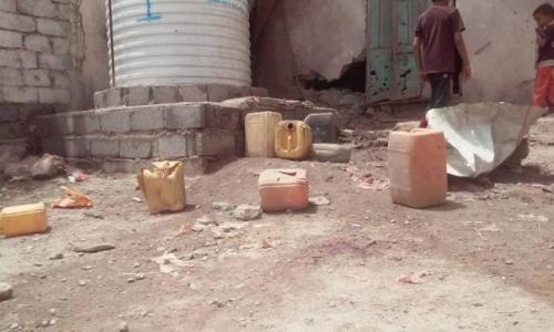 الحوثيون يرتكبون مجزرة جديدة في حيس وسقوط قتلى وجرحى بينهم أطفال ونساء