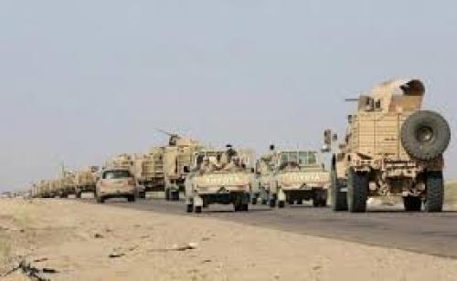 القوات المشتركة تصد محاولة حوثية للتقدم باتجاه المناطق المحررة بالحديدة