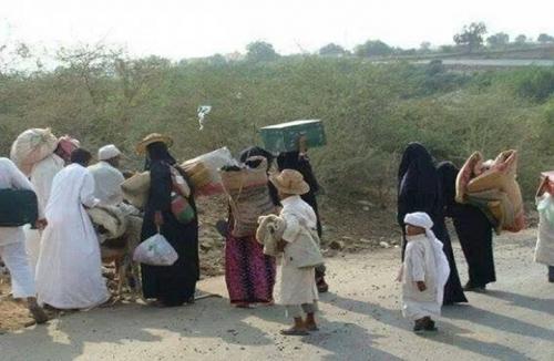 استشهاد 7 مدنيين بينهم أطفال ونساء في قصف لمليشيا الحوثي على قرى حيس