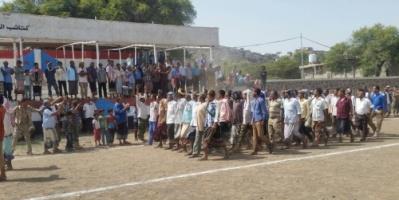 «الانتقالي الجنوبي» في الضالع يدشن البروفات والعروض العسكرية استعداد لاحتفالية النصر