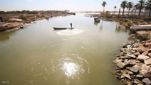 """""""المد الملحي"""" بشط العرب.. كيف حدث وما تأثيره على العراق؟"""